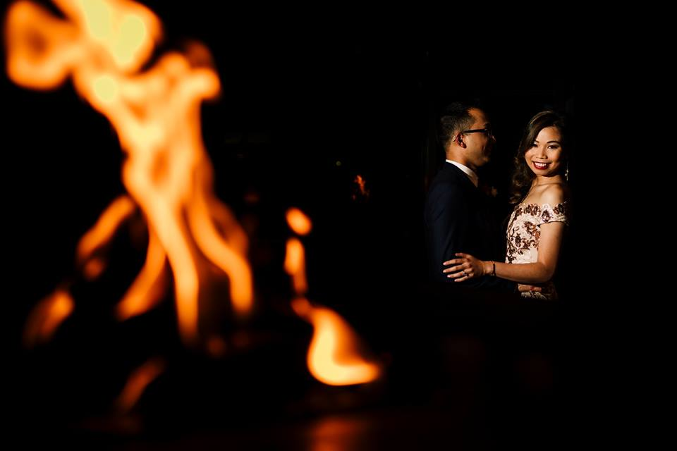 bridal hair and makeup liverpool malmaison hotel wedding by fireplace