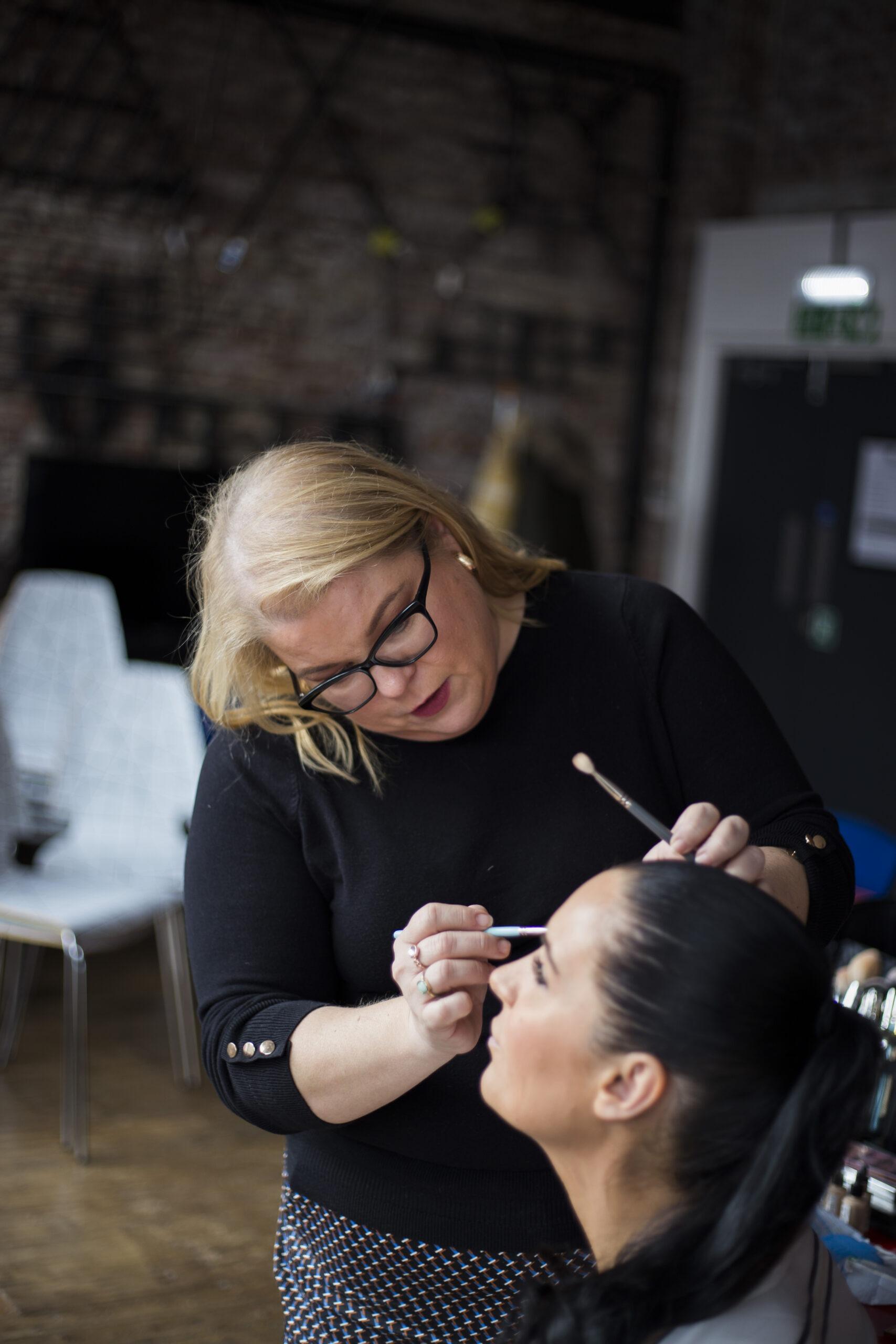 Glamorama Makeup mobile makeup artist working in Liverpool