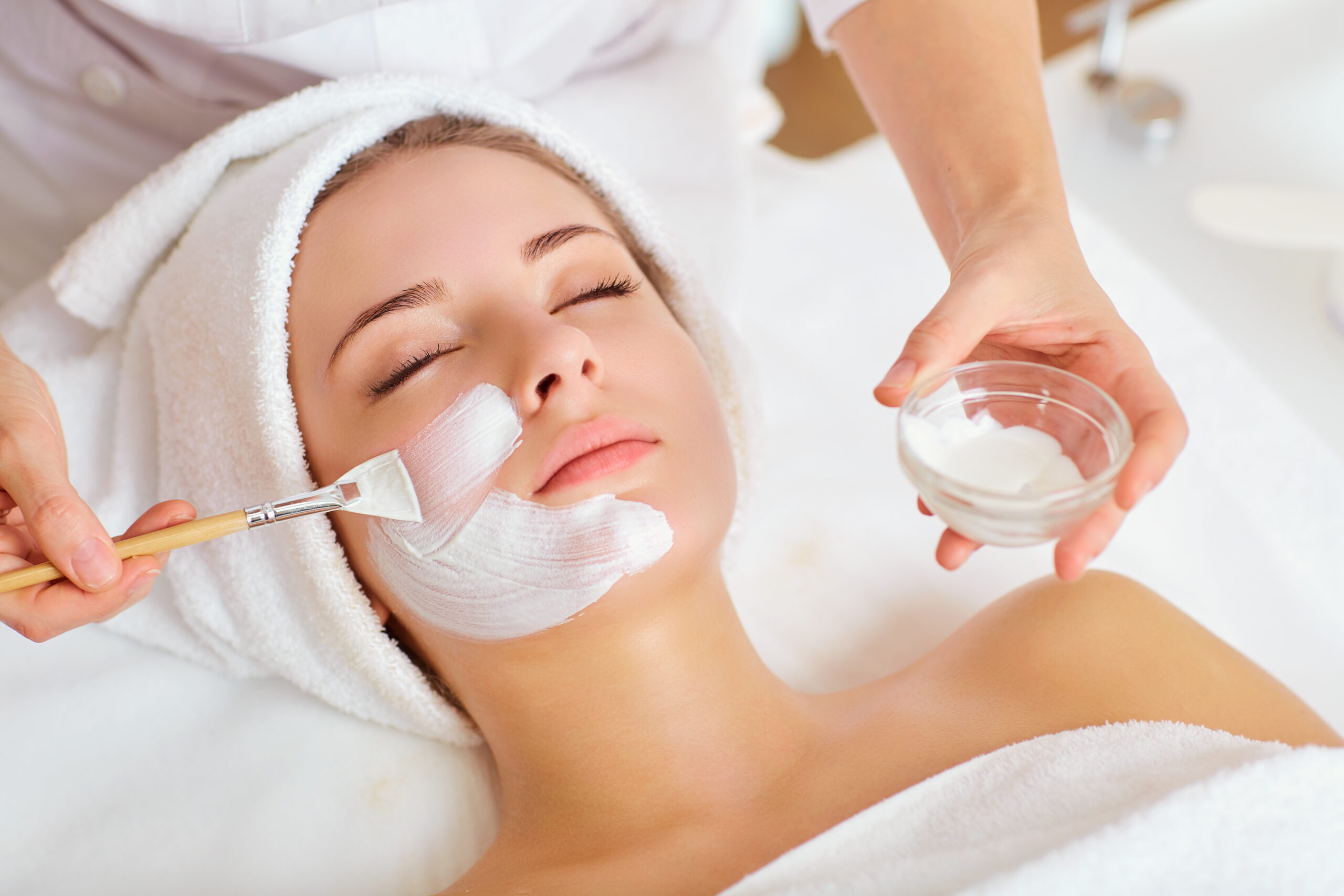 diy luxury facial at home