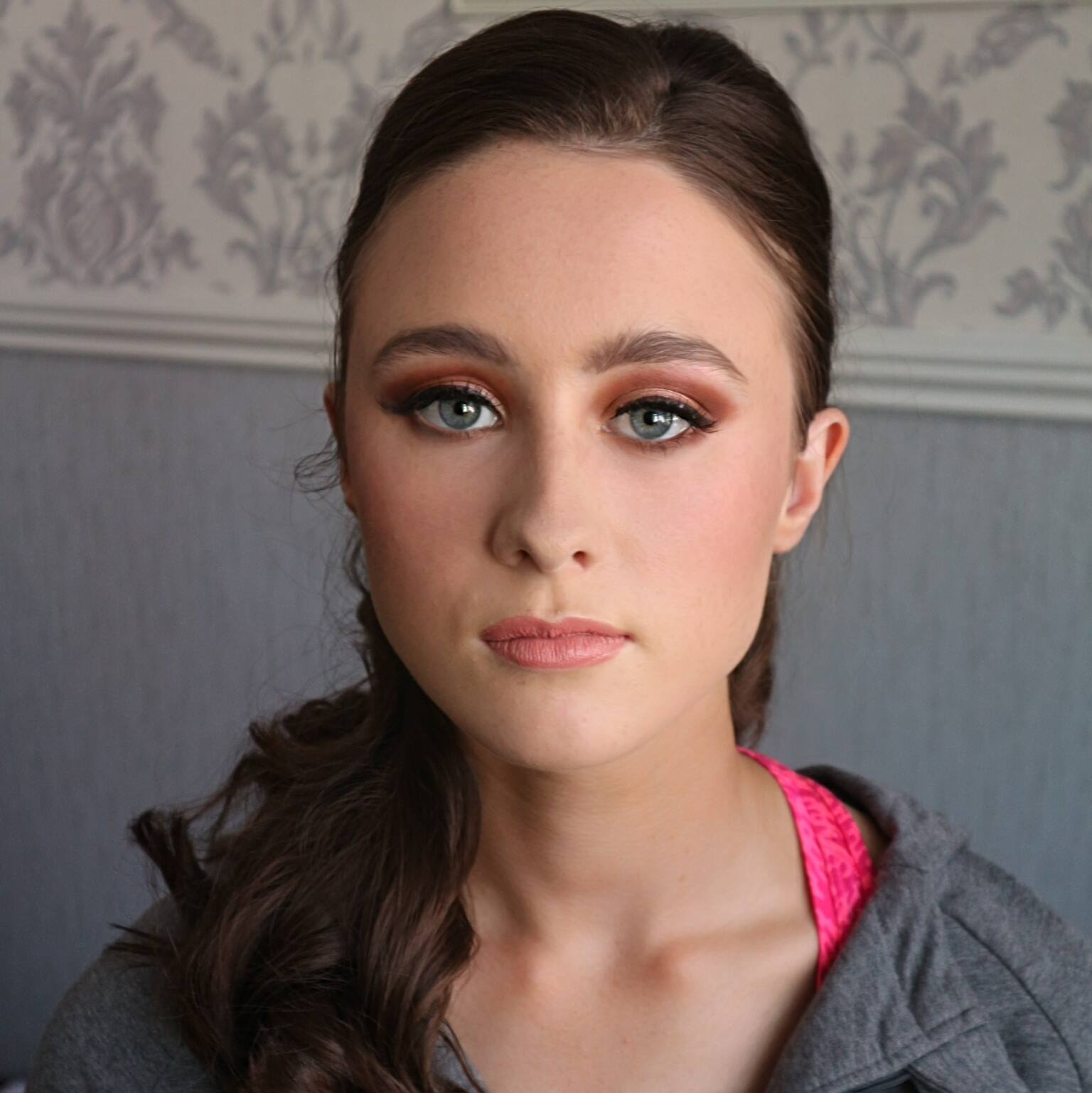 prom hair and makeup Glamorama Makeup Liverpool