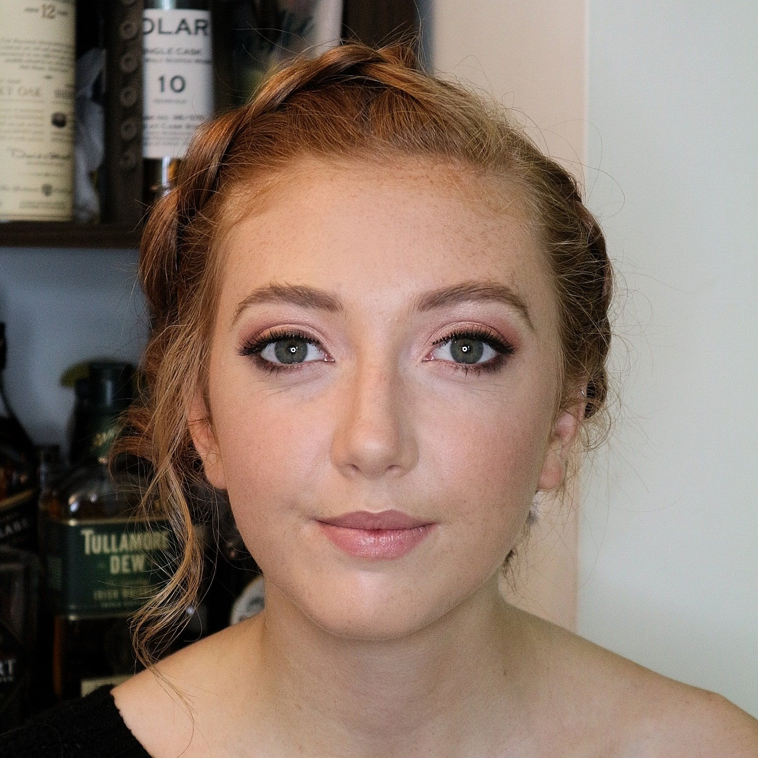 prom hair and makeup Glamorama Makeup Liverpool