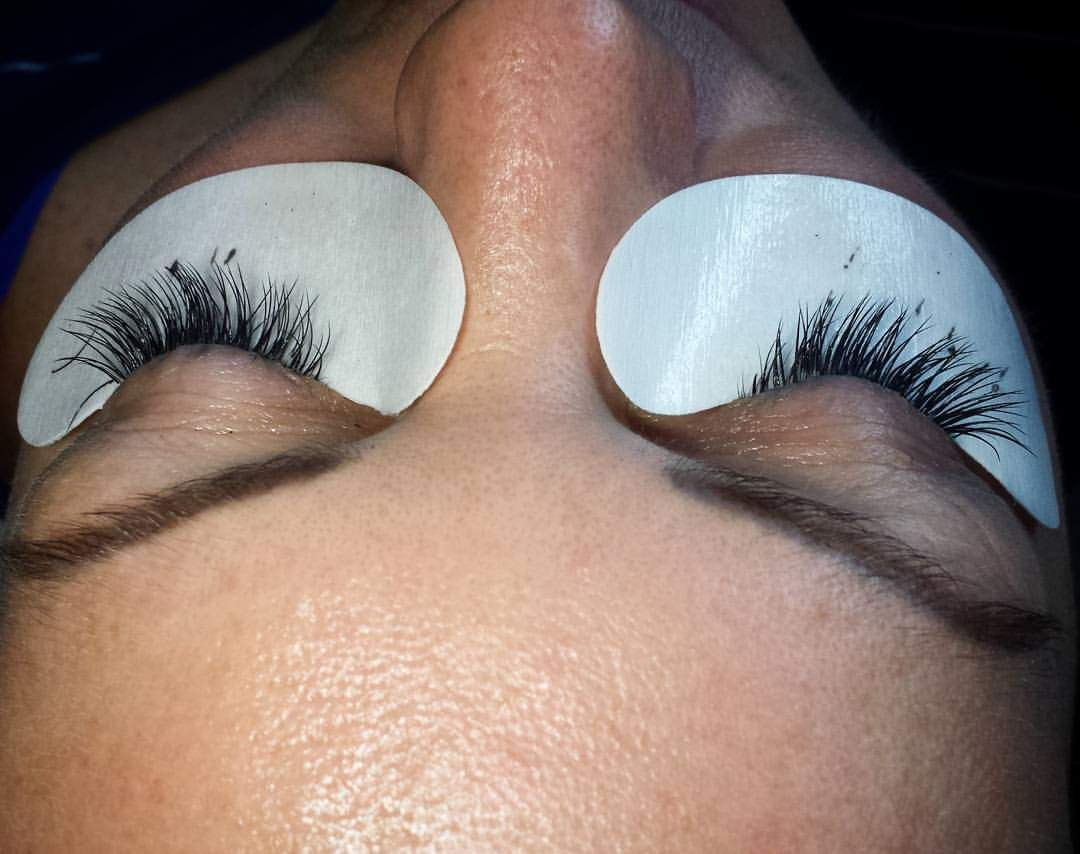 semi permanent lash extensions liverpool