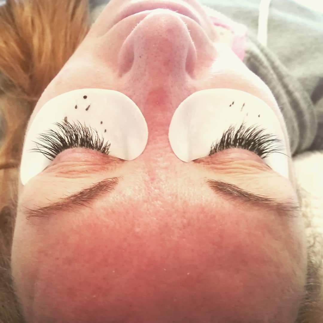 eyelash extensions Liverpool