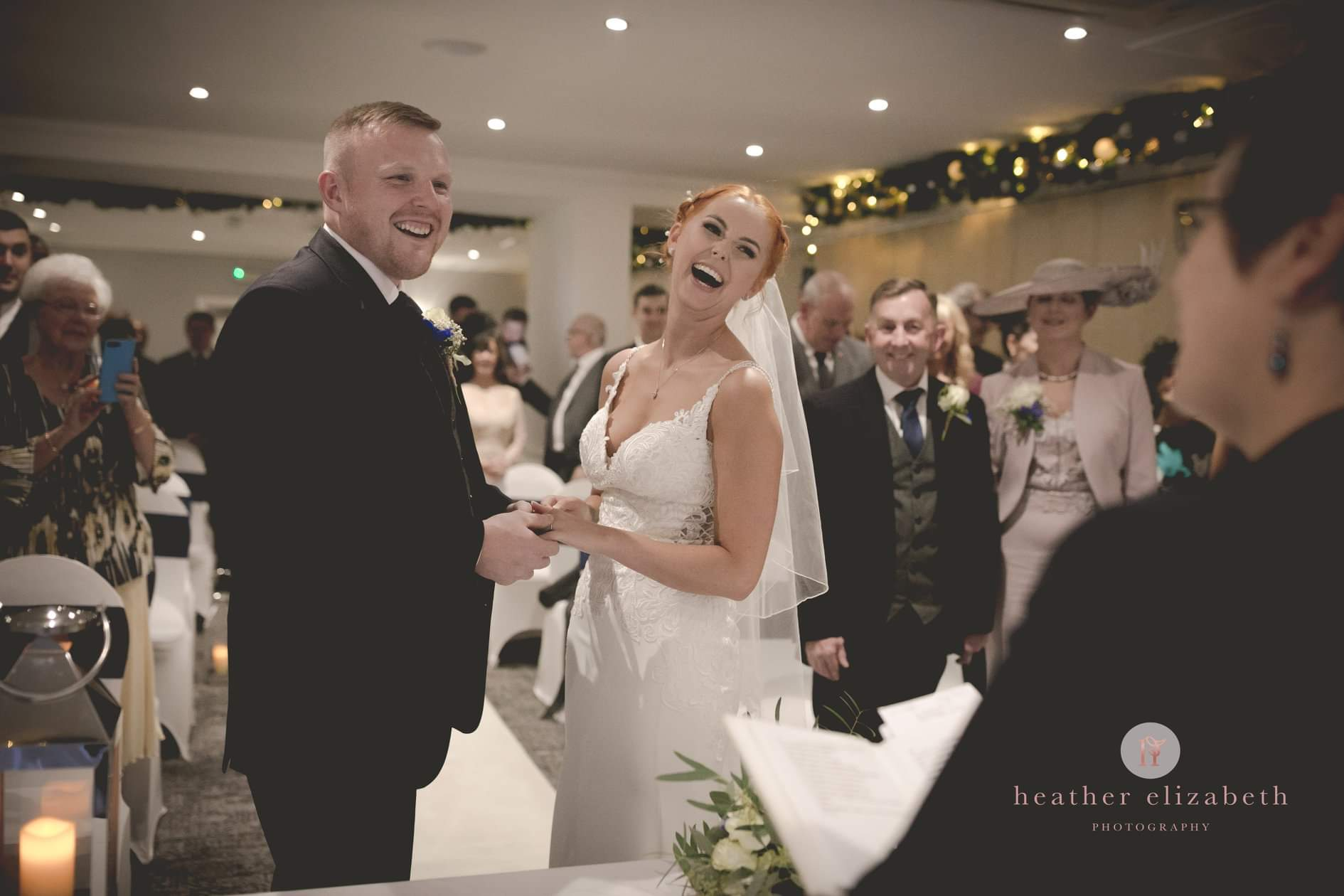 Bridal Hair and Makeup at Liverpool Wedding Venue The Richmond Hotel
