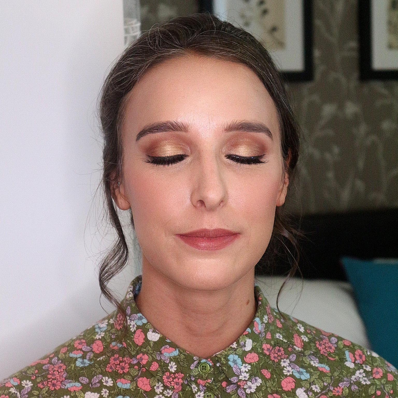 Wedding makeup in Liverpool by Glamorama Makeup