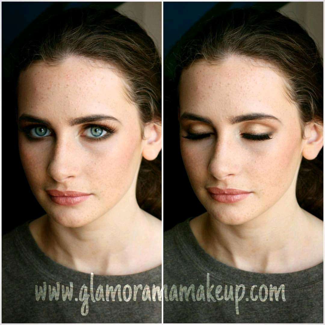 prom makeup by Glamorama Makeup Liverpool