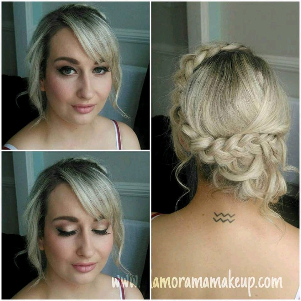 hair and makeup by Glamorama Makeup Liverpool