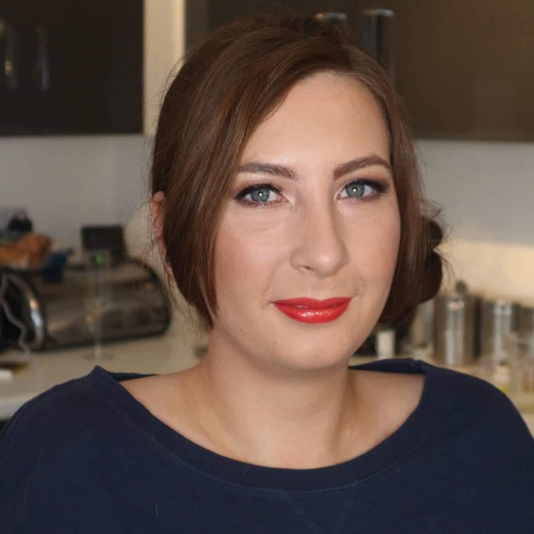 races hair and makeup by Glamorama Makeup Liverpool