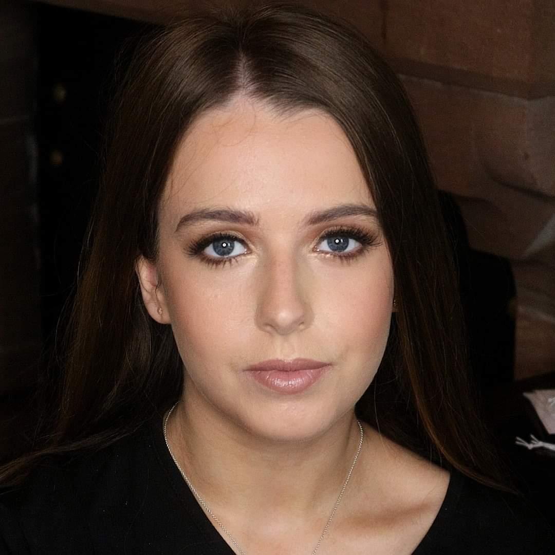 prom makeup by Glamorama Makeup Liverpool
