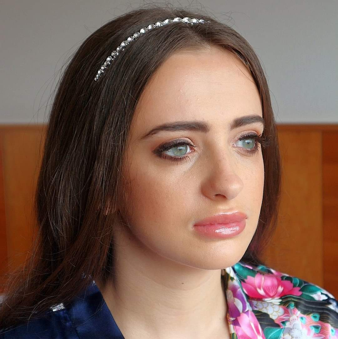 prom hair and makeup by Glamorama Makeup Liverpool