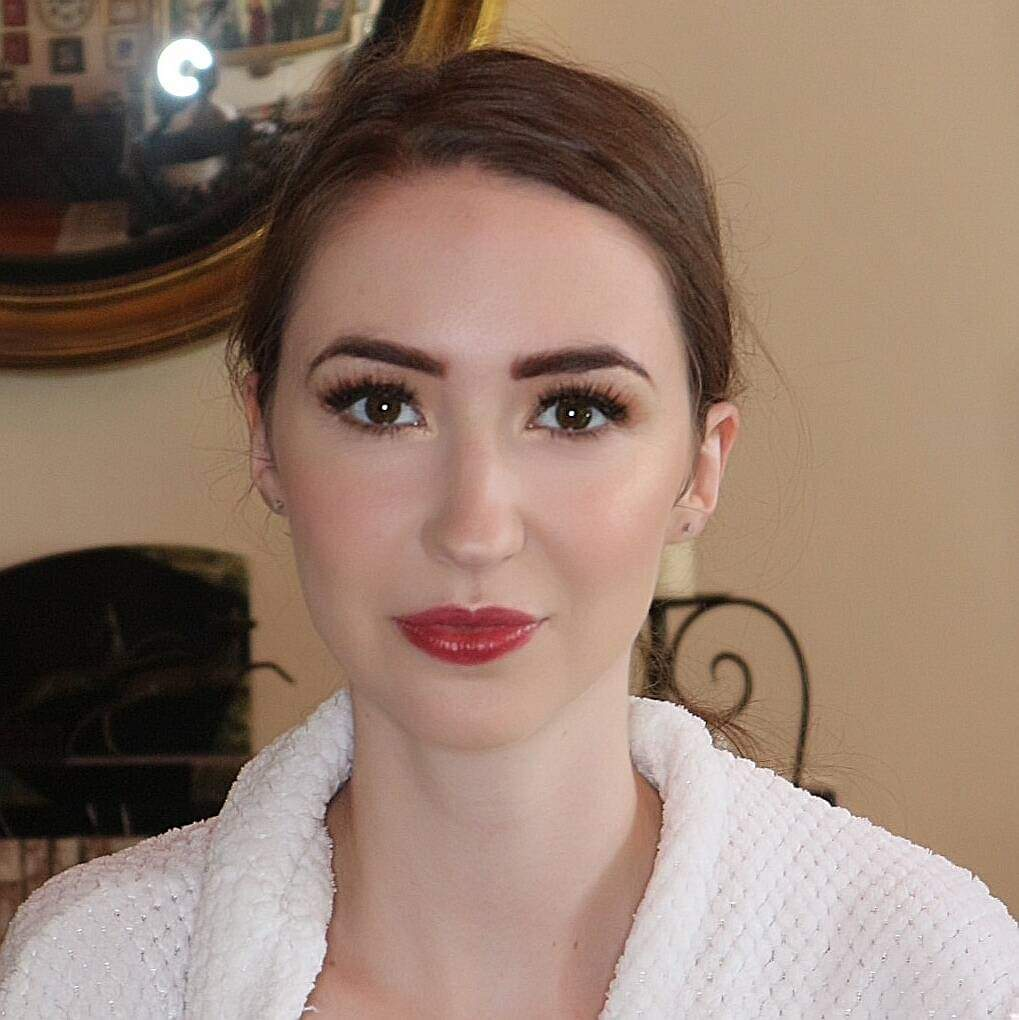makeup by Glamorama Makeup Liverpool