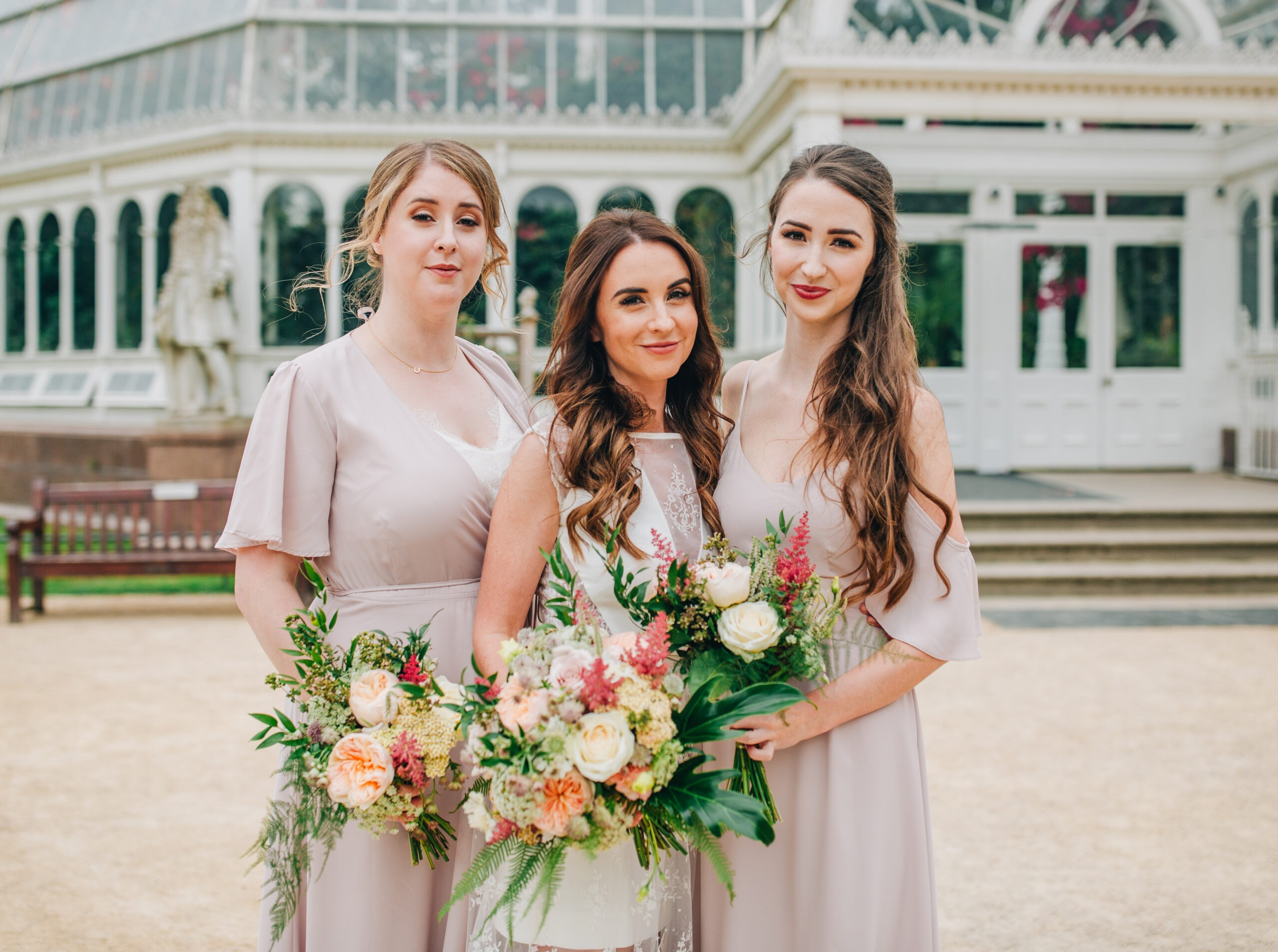 Sefton Park Palm House wedding makeup artist Liverpool