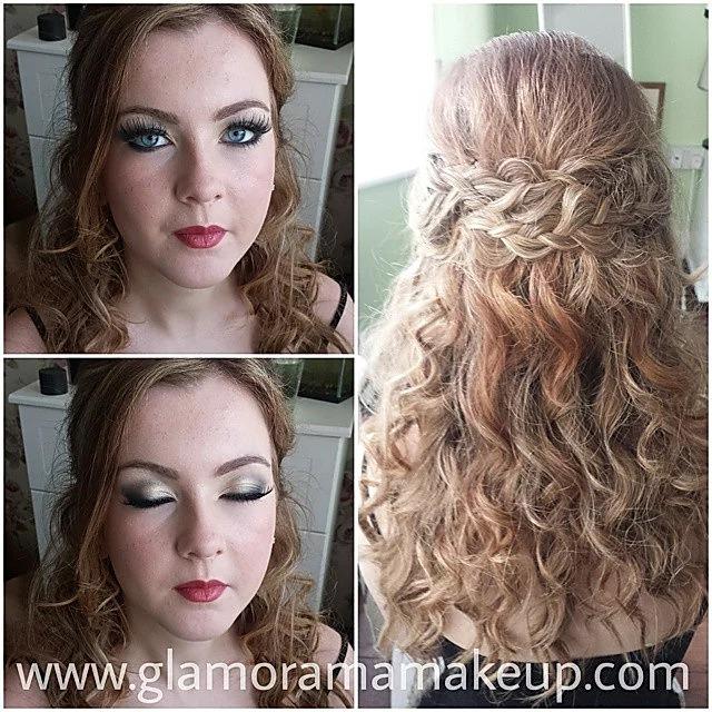 prom makeup Liverpool