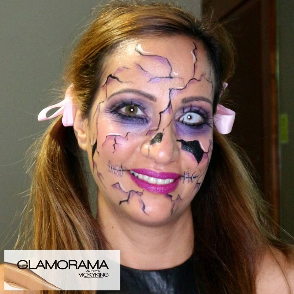 halloween makeup Liverpool