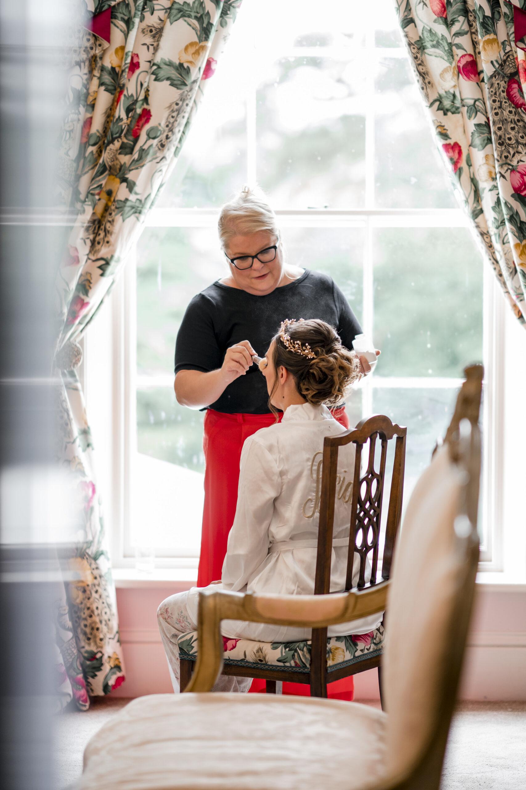 Glamorama Makeup Wedding Hair and Makeup Liverpool