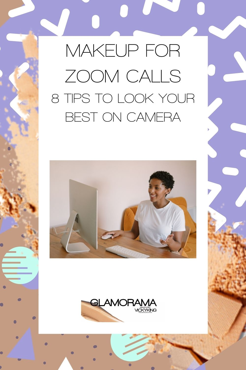 makeup for zoom calls