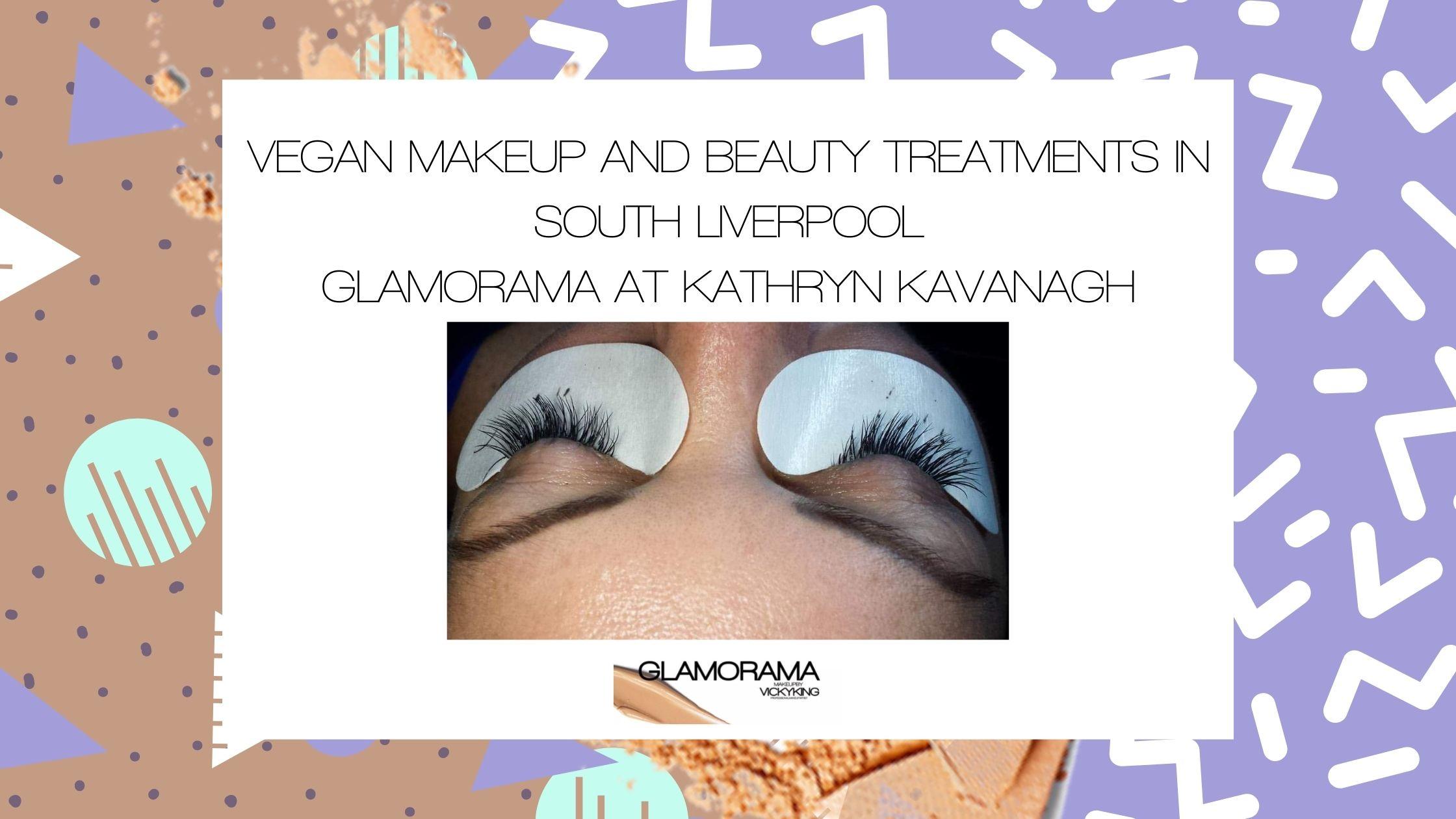 Vegan makeup and vegan beauty Liverpool
