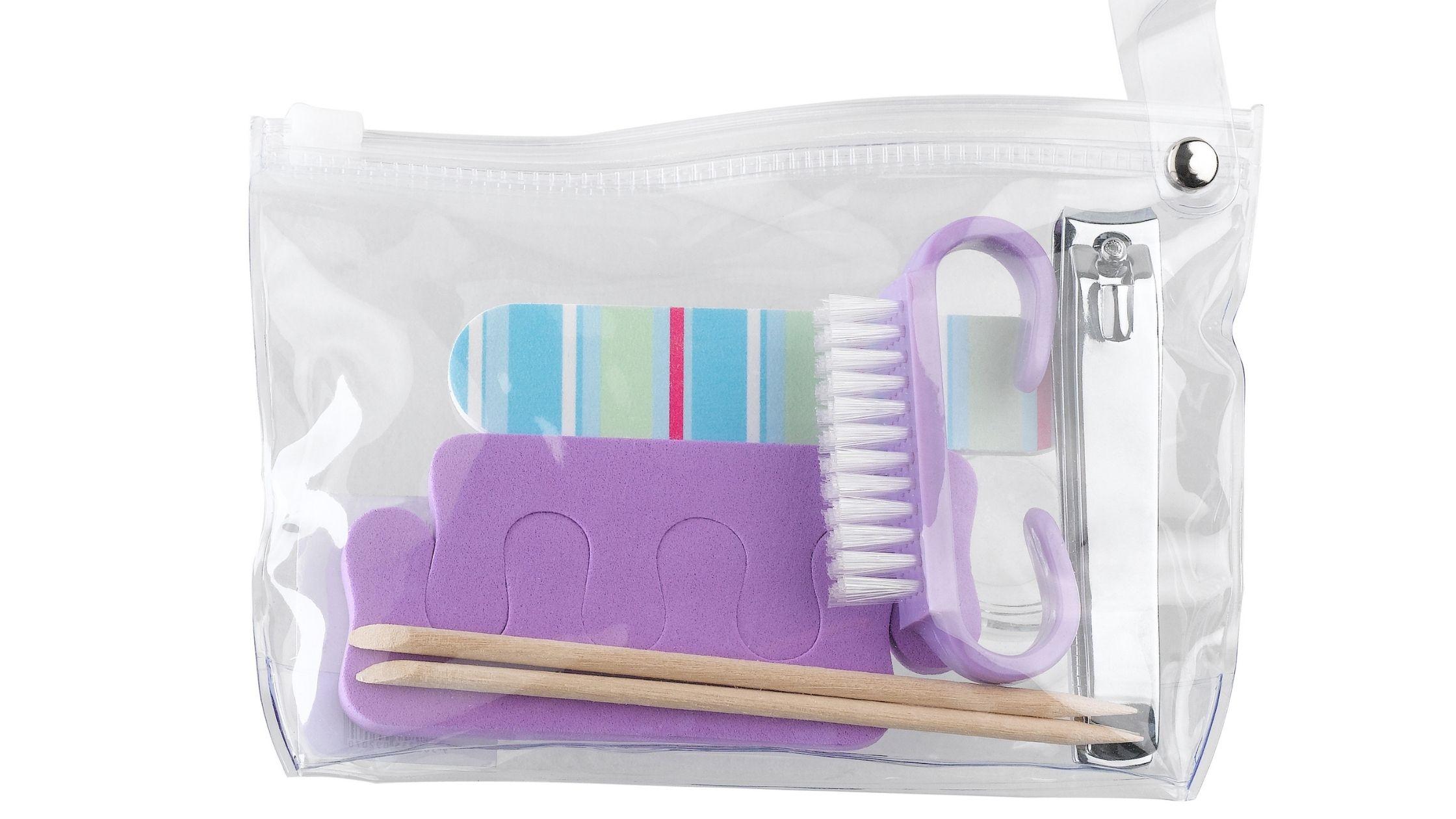 wedding tips for brides - liverpool wedding makeup artist - nail kit